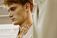 Hermès SS15 Mens collections, Dazed backstage 8