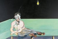 Francis Bacon- Study for Portrait of Lucian Freud 5