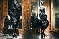 Empty Savage Beauty Instagram McQueen Victoria Albert museum 3