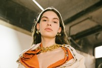 Backstage at the AW20 Y/Project fashion show 3 2