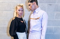 Luar NYFW SS22 collection by Raul Lopez 2