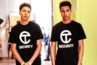 Security twins AW14 17