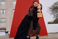 Charles & Keith AW18 campaign 0