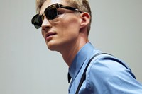 Fendi SS15 Mens collections, Dazed backstage 5
