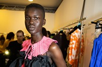 Backstage at MSGM SS20 4 0