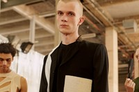 Rick Owens SS18 menswear paris show backstage 6