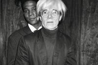 Warhol on Basquiat 7