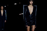 Saint Laurent AW17 dazed pfw Anthony Vaccarello 31