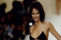 Christy Turlington at Chanel Spring summer 1994, Dazed 14