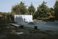 Richard Gilligan, DIY Skateparks, Dazed 11