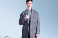 Whistles AW14 debut menswear collection 2