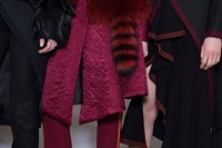 Givenchy AW15, Dazed, Womenswear, Velvet And Leather Boots 14