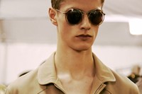 Louis Vuitton SS15 Mens collections, Dazed backstage 7