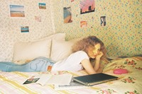 Petra Collins for Levi's 0
