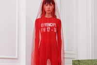Givenchy AW17 collection dazed pfw 5