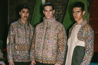 paria farzaneh aw19 fashion week menswear lfwm 0