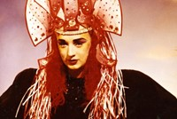 Boy George (c) Courtesy of Stephen Jones Millinery 4