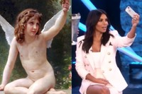 Love on the Look (1891) / Kim at Ellen Show 4