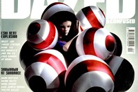 Gareth Pugh 10 Years Dazed Archive Cover Balloons April 2004 3
