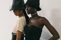 Dior AW19 PFW Paris Fashion Week Adesuwa Adut Akech Bior 14