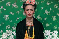 frida kahlo mexico artist making her self up v&a exhibition 1