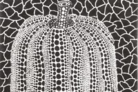 Yayoi Kusama: Small Pumpkin Paintings 1