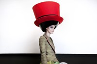Walter van Beirendonck; Hat: Stephen Jones AW10 1