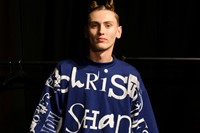 Christopher Shannon SS15 Mens collections, Dazed backstage 1