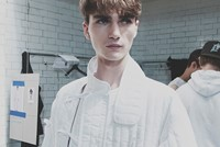 Craig Green SS15 Mens collections, Dazed backstage 5