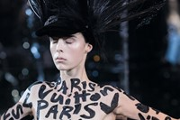 Edie Campbell – Louis Vuitton SS14 4