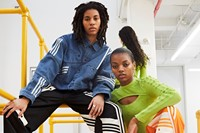 Adidas Originals AW18 show New York Daniëlle Cathari 5