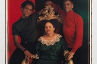 Lyle Ashton Harris, Mother and Sons II, 1994 2