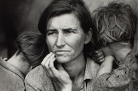 Dorothea Lange Migrant Mother 3