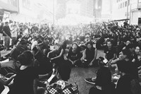 Hong Kong Occupy Central protest sit-in 2