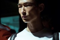 Dsquared2 SS15 Mens collections, Dazed backstage 1
