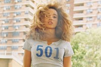 Jillian Hervey (Lion Babe) for Levi's 3