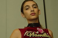 VFiles Made SS16 Namilia Royal College of Art emoji nyfw 16