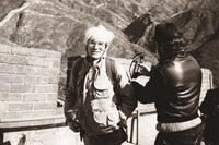 Warhol in China Dazed 1