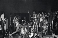 Betty onstage, 1974 2