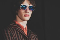 Topman SS15 Mens collections, Dazed backstage 4