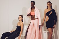 Caitlin Price SS16 Fashion East 1
