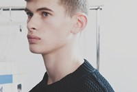 Craig Green SS15 Mens collections, Dazed backstage 15