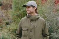 01 - WOOLRICH GTX MOUNTAIN JACKET 0