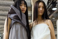 rick owens ss18 paris fashion pfw michele lamy 0
