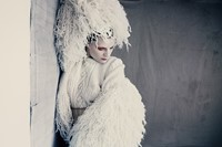 paolo roversi dazed robbie spencer comme des garçons fashion 12