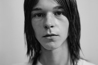 Rick Owens Model Portraits 30