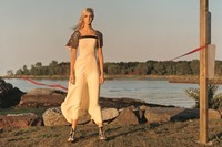Caroline Trentini in Louis Vuitton Jamie Hawkesworth 2