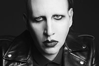 Marilyn Manson for Saint Laurent 4