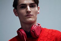 Fendi SS15 Mens collections, Dazed backstage 2
