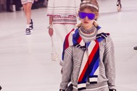Chanel SS16 airport Karl Lagerfeld Spring Summer 2016 1